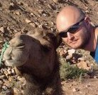 Ben and a Camel